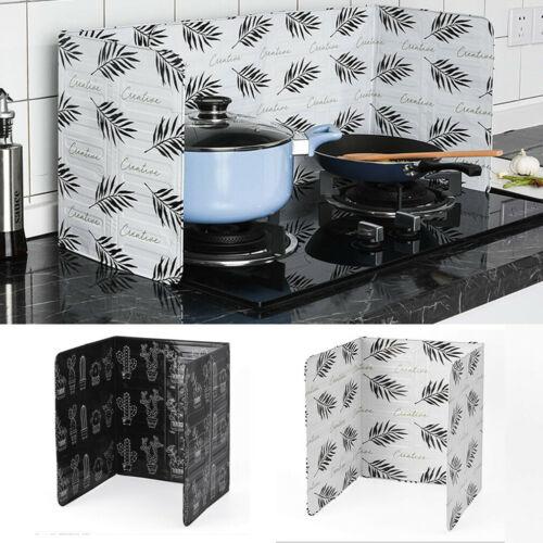 Кухонная плита для предотвращения масляных брызг