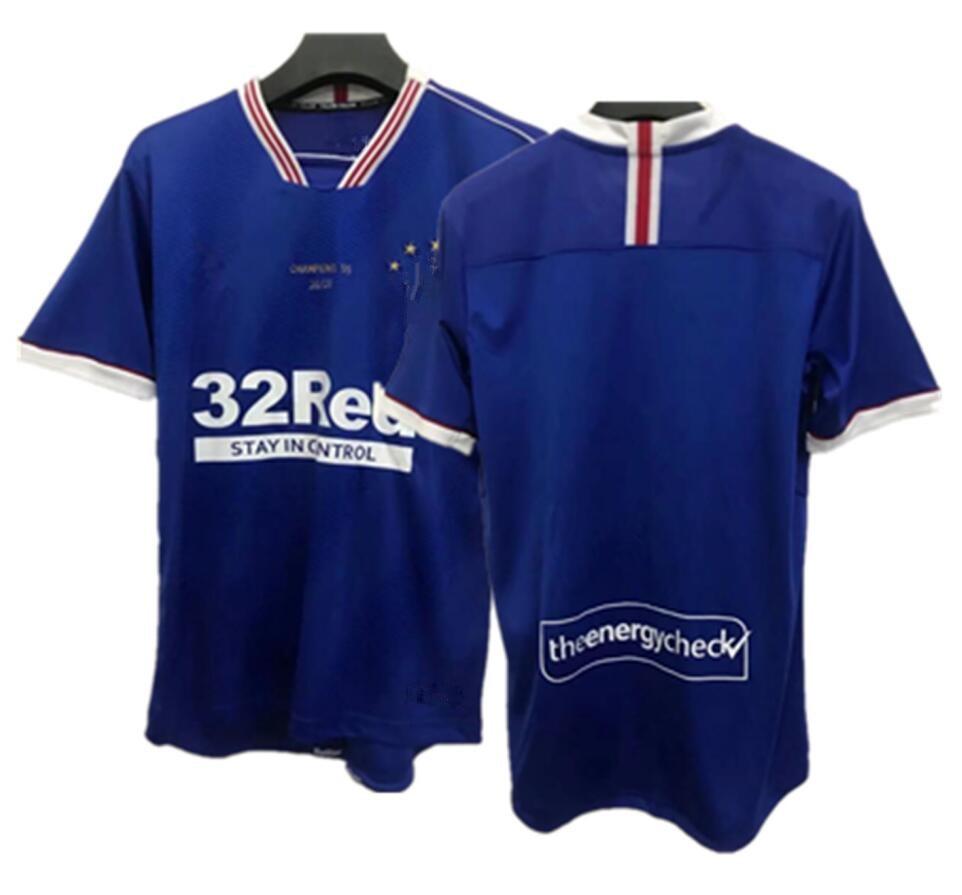 defoe-camiseta-de-futbol-para-hombres-camiseta-de-manga-corta-con-diseno-de-los-personajes-de-los-rangers-de-gowers-champions-55-modelo-morelos-seat-aribo-arfield-2021-20-21