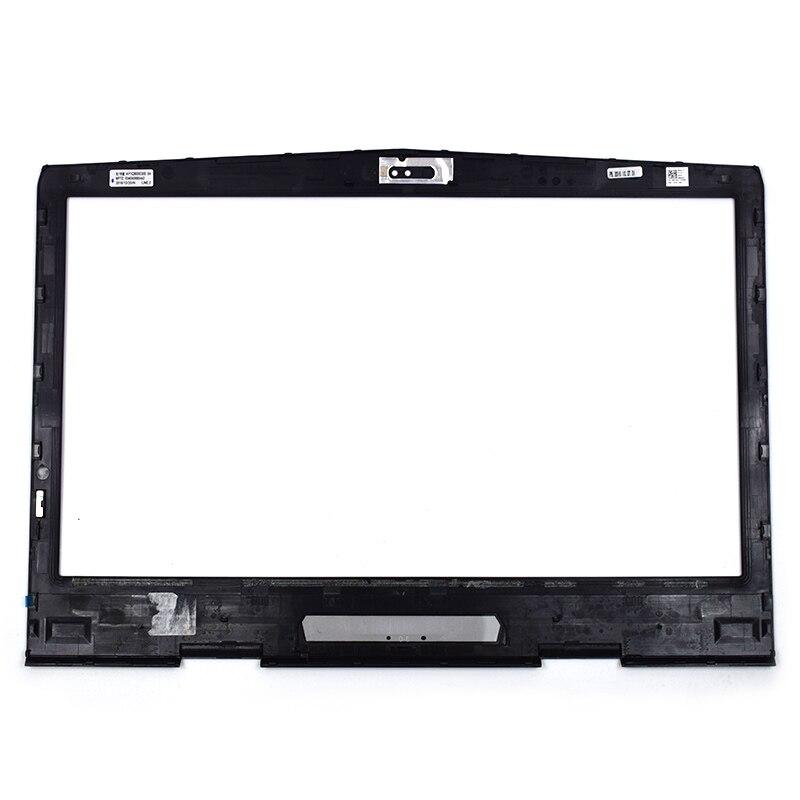 """Bisel frontal de pantalla LCD Original para ordenador portátil Dell Alienware 17 R4 17,3 """"LCD frontal embellecedor bisel-6NJXK 06NJXK ordinario"""