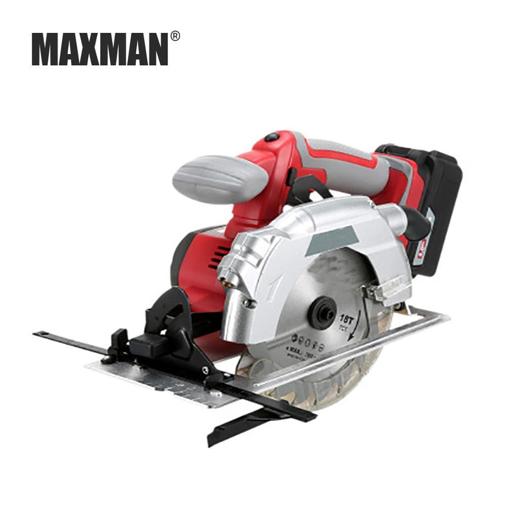 Ferramentas para Trabalhar Maxman Infravermelho Multi-função Circular Elétrica Viu 165 Milímetros Grandes Madeira Serra 4000mah