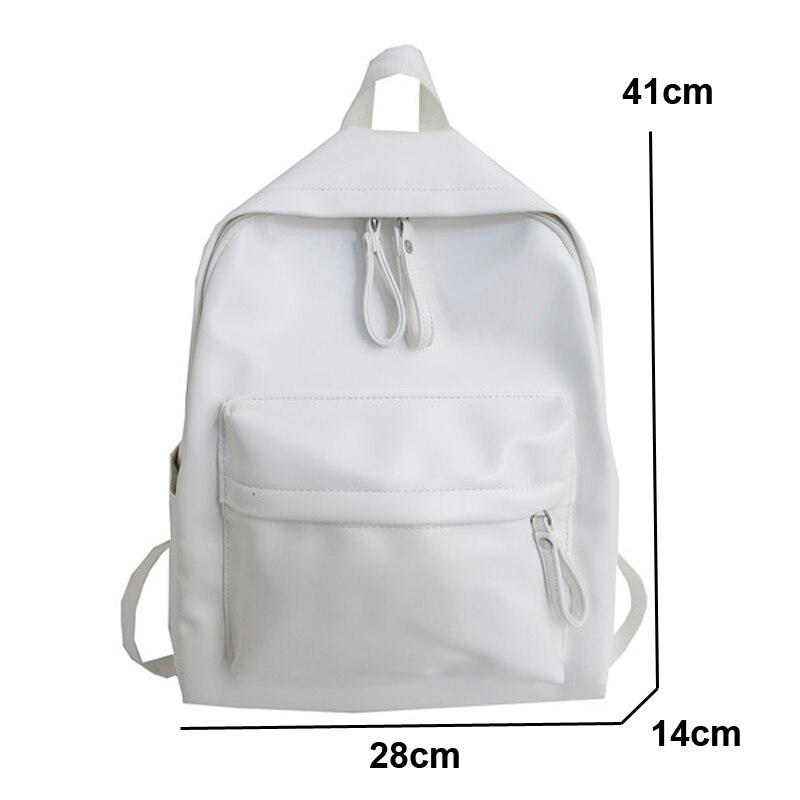 DIEHE Fashion College School Bag Backpacks for Women Striped Book Packbags for Teenage Girls Men Tra