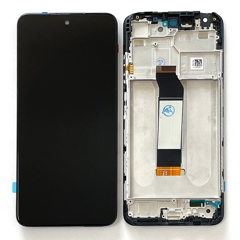 IPS Original  For Xiaomi Poco M3 Pro 5G LCD M2103K19PG Display Screen Frame Touch Panel Digitizer For Xiaomi Poco M3Pro LCD enlarge