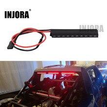 Injora 1 pçs rc carro 32/62mm luz de freio lâmpada para 1/10 rc rastreador axial scx10 90046 wraith rr10 traxxas TRX-4 d90 tamiya