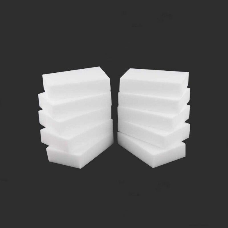 5PCX מלמין ספוג לבן קסם ספוג Eraser מלמין מנקה רב תפקודי ידידותי לסביבה מטבח קסם מחק 100*60*20mm