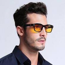 Blue Ray Computer Glasses Men Screen Radiation Eyewear Brand Design Office Gaming Blue Light Goggle