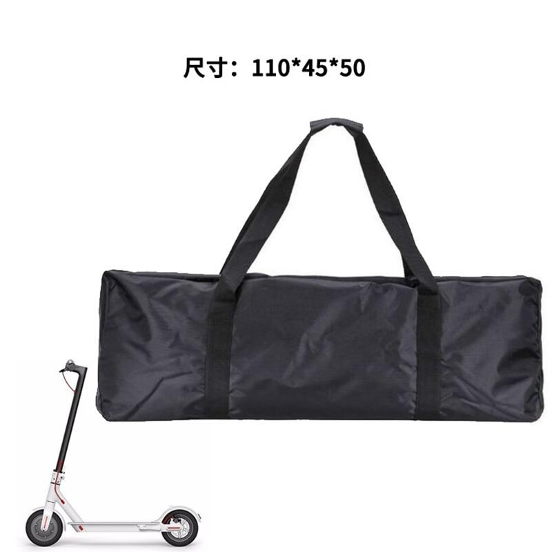 Portable Scooter Bag Oxford Cloth Tear Resistant Handbag Carrying Bag for Xiaomi Mijia M365 &M365 Pro Electric Skateboard Bag