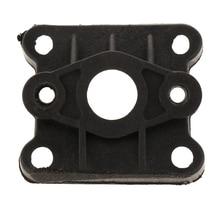 Black Intake Manifold Inlet for 43cc 47cc 49cc Mini Pocket Moto DIRT Bike ATV - Direct Replacement