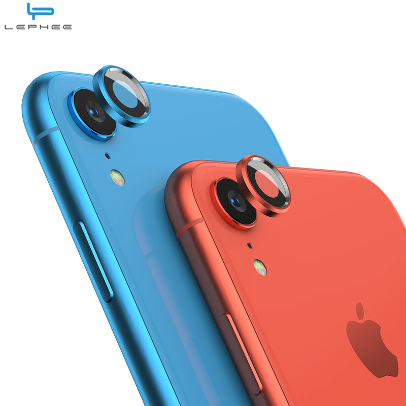 Чехол для iPhone XR чехол Защита для экрана камеры для iPhone 11 Pro Max X R XS 11Pro 15D закаленное стекло Задняя крышка объектива металлическое кольцо Крышка