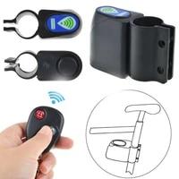 Alarme Anti-vol sans fil pour velo  Super forte  alarme de porte fenetre  Vibration  telecommande intelligente  capteur dalarme antivol