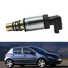 Для Peugeot 307 Кондиционер AC компрессор электронный контроль охладитель клапана регулирующие клапаны