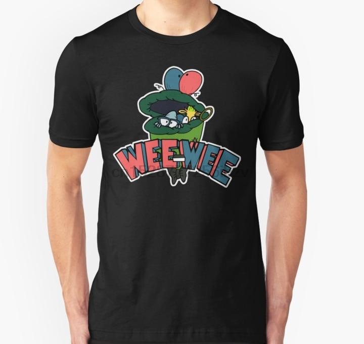 Hombres camiseta Rocko Modern Life Wee Unisex camiseta impresa camiseta top