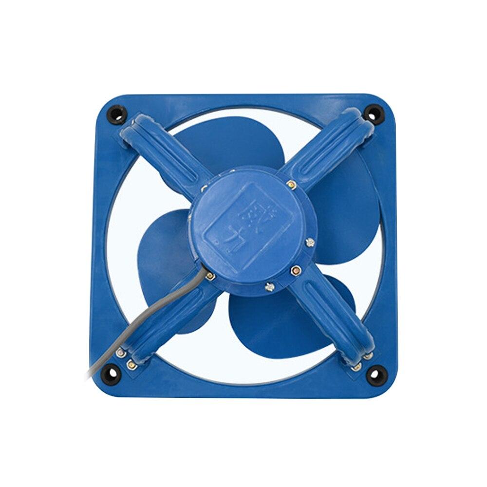 Incubadora automática de 1 Uds., extractor de ventilador, cubierta exterior de Metal y aspas de ventilador, accesorios para incubadora, radiadora y sin tubo