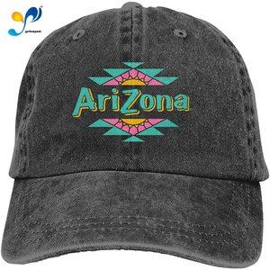 Бейсболка Аризона ледяной чай, мужская и женская кепка для кемпинга, Регулируемая Кепка для отца, ковбойская Кепка, Черная кепка