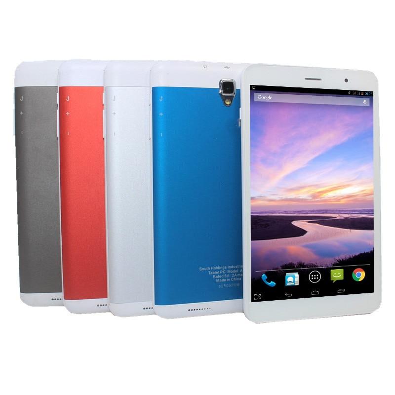 825 vendas quentes 7 polegada m77 3g telefone tablet 1gb ddr3 + 8gb andriod 4.1.1 mtk8377 duplo núcleo duplo sim cartões wifi bluetooth