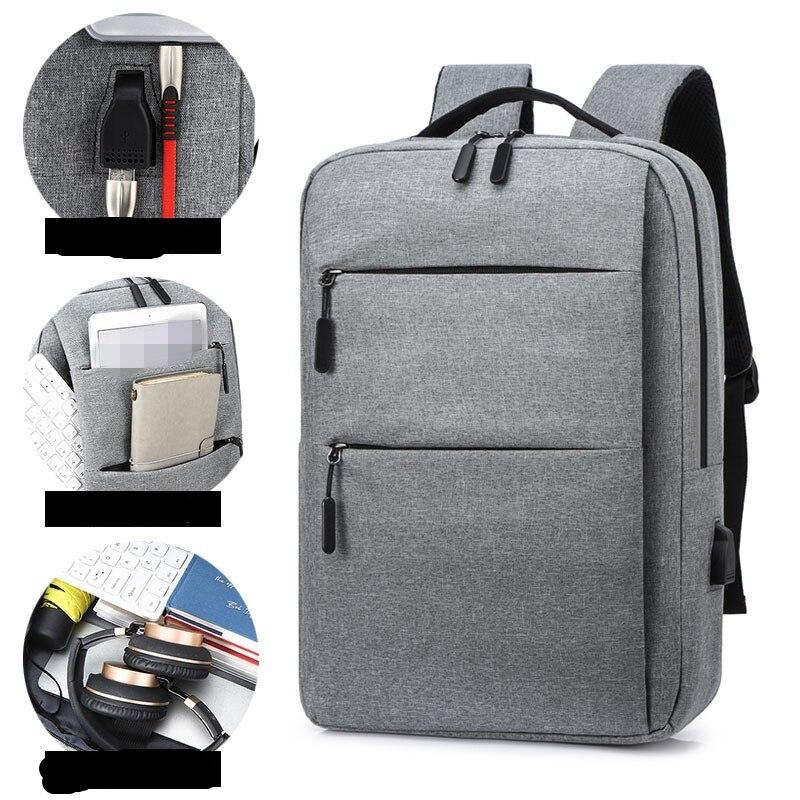 Деловые рюкзаки для женщин и мужчин, вместительные водонепроницаемые классические модные школьные ранцы, удобные школьные рюкзаки