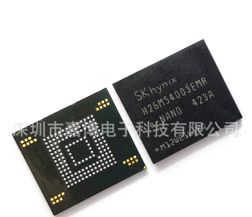 Mxy جديد الأصلي H26M54003EMR بغا EMMC الخط 8GB