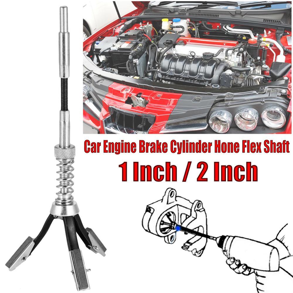 Control spannung Welle Bohrung Honen Autos Lkw Motor Zylinder Schleifstein Welle Flexible Werkzeuge 19-89mm Stahl Dekoration