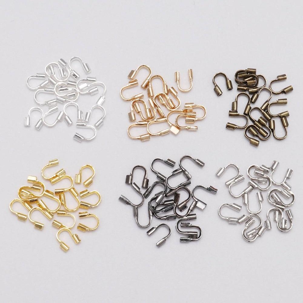 Fabricación de materiales, accesorios de joyería de 4,5x4mm, collar y pulsera hechos...