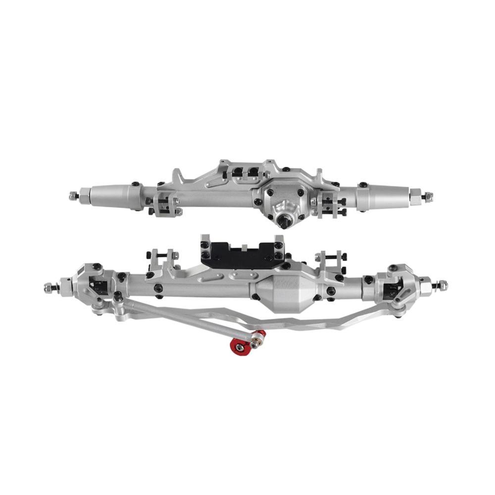 LeadingStar 1/10 escalada coche Axial RR10 espectros 90018 90045 RR10 90048 aleación de aluminio 90053 eje