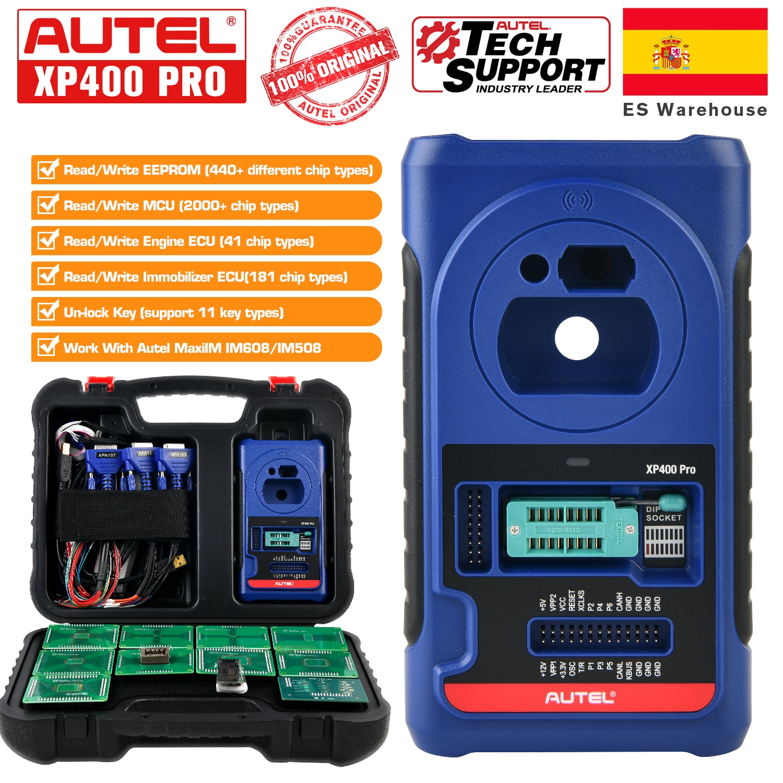 Autel XP400 برو مفتاح ورقاقة مبرمج ، IMKPA XP400 تحديث عدة ل Autel IM508/ IM608/IM608PRO/IM100/IM600
