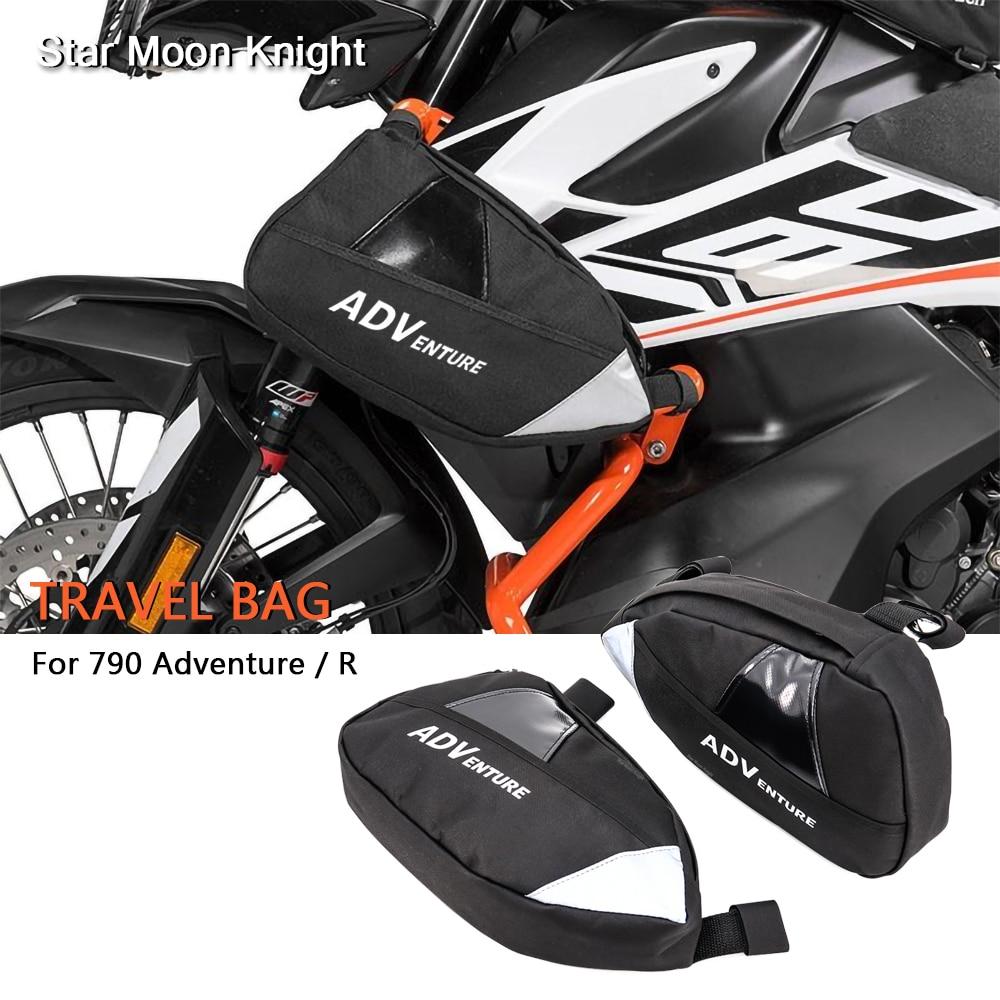 For 790 Adventure 790 Adventure R Motorcycle Accessories Waterproof Bag Travel Bag Storage bag Tool Placement Travel bag
