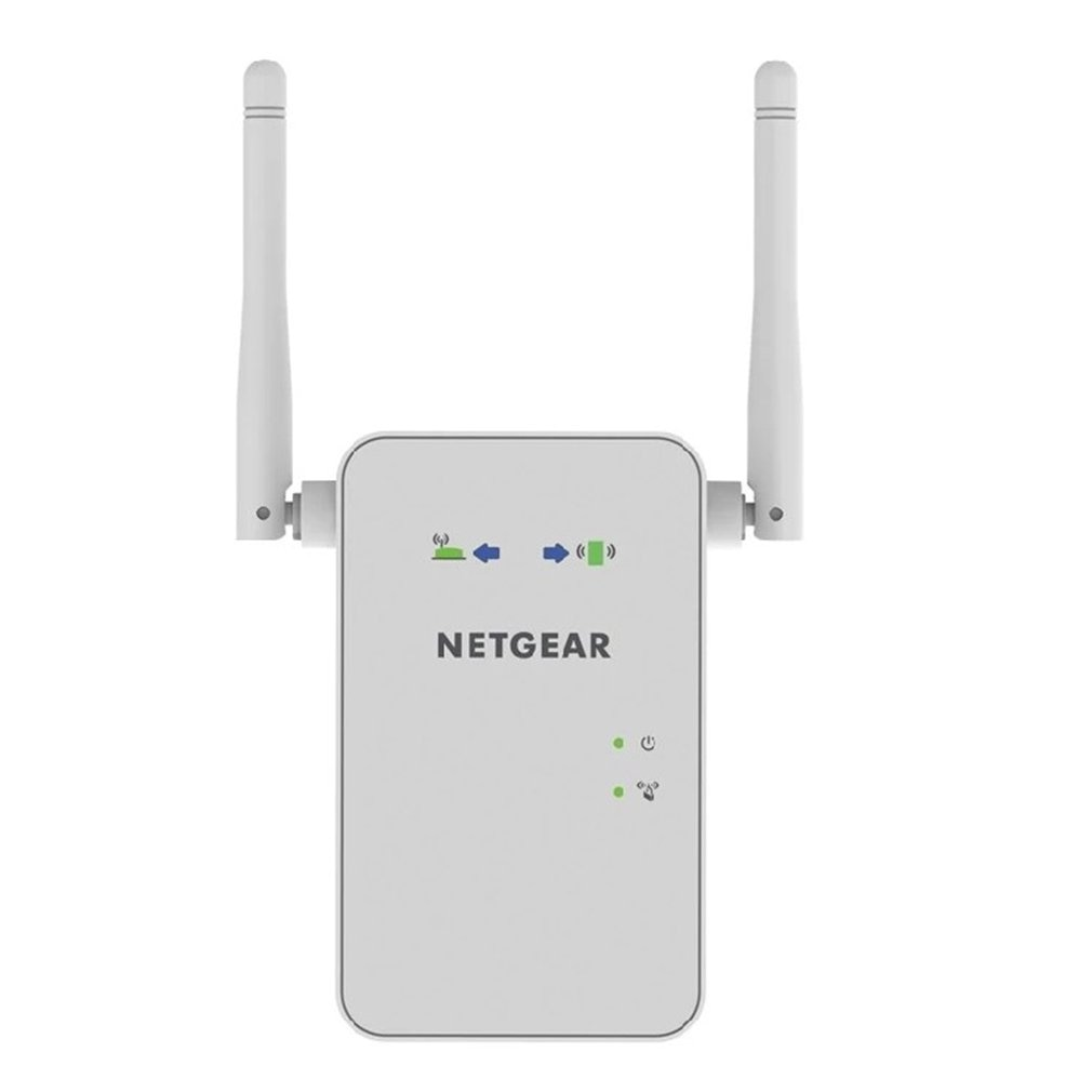 Netgear ex6100 extensor de sinal ac750 sem fio wifi amplificador repetidor extensor de faixa wi-fi duplo-banda sem fio impulsionador de sinal