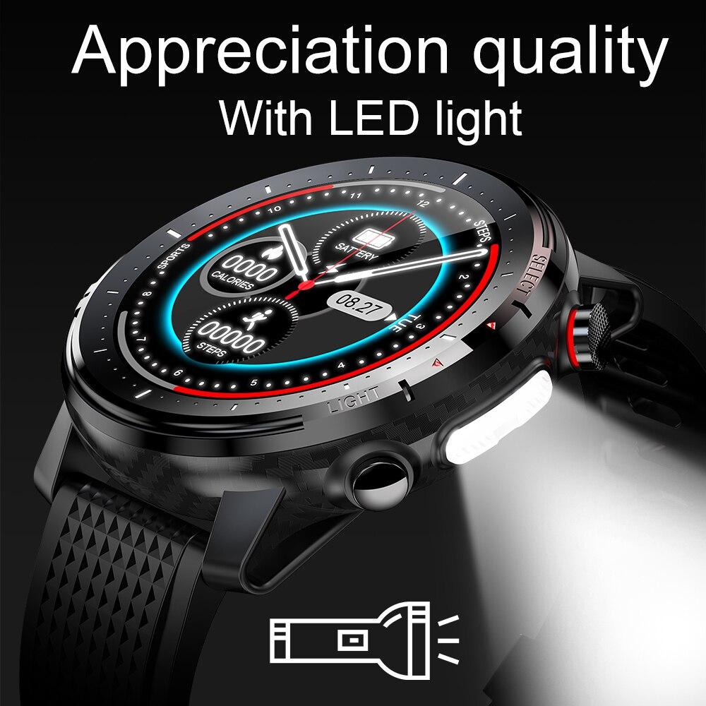 IPBZHE Smart Watch Men IP68 Waterproof Sport Smartwatch Android Reloj Inteligente 2021 Smart Watch For Men Women Huawei Xiaomi