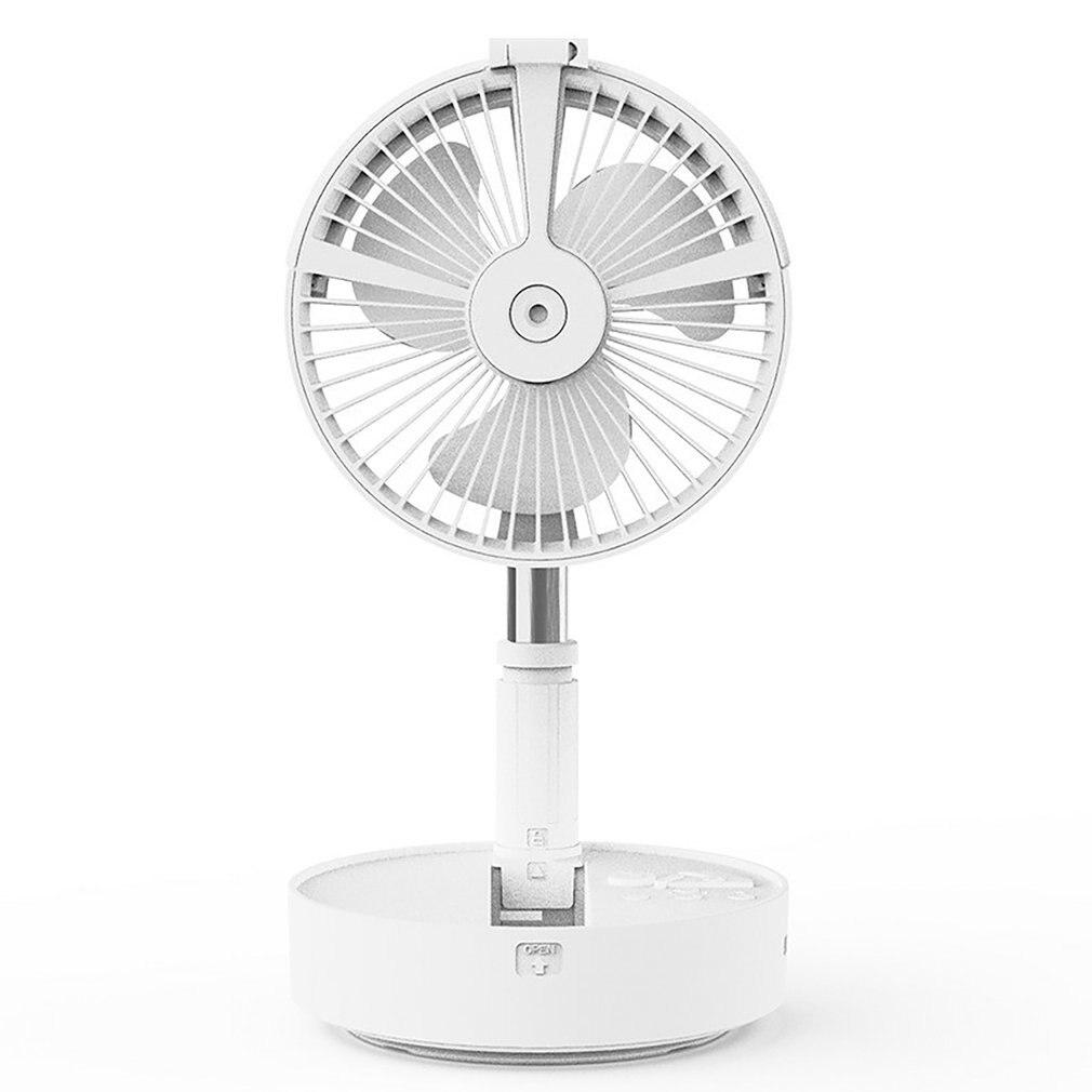 Hs9 Usb Electric Fan Humidifier Hydration Water Vaporizer Fan Desk Lamp Floor Fan Folding Fan Portable Fan Floor Fan