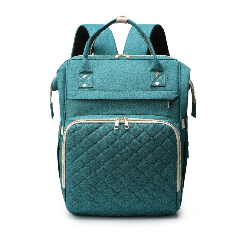 USB Mummy Maternity Nappy Bag Brand Large Capacity Baby Bag Travel Backpack Designer Nursing Bag For Baby Care