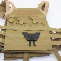 tactocal magazine holster mag pouch molle attachment plate carrier vest accessories holster adapter mount equipment airsoft