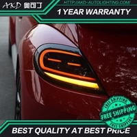 car styling for vw beetle tail lights 2013 2019 led dynamic signal tail lamp led tail light drl brake reverse auto accessories