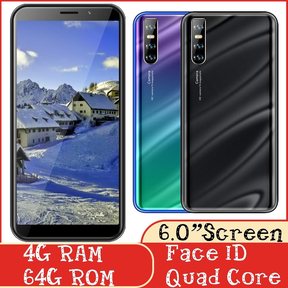K30 смартфон с четырёхъядерным процессором, ОЗУ 4 Гб, ПЗУ 64 ГБ, 13 МП, android