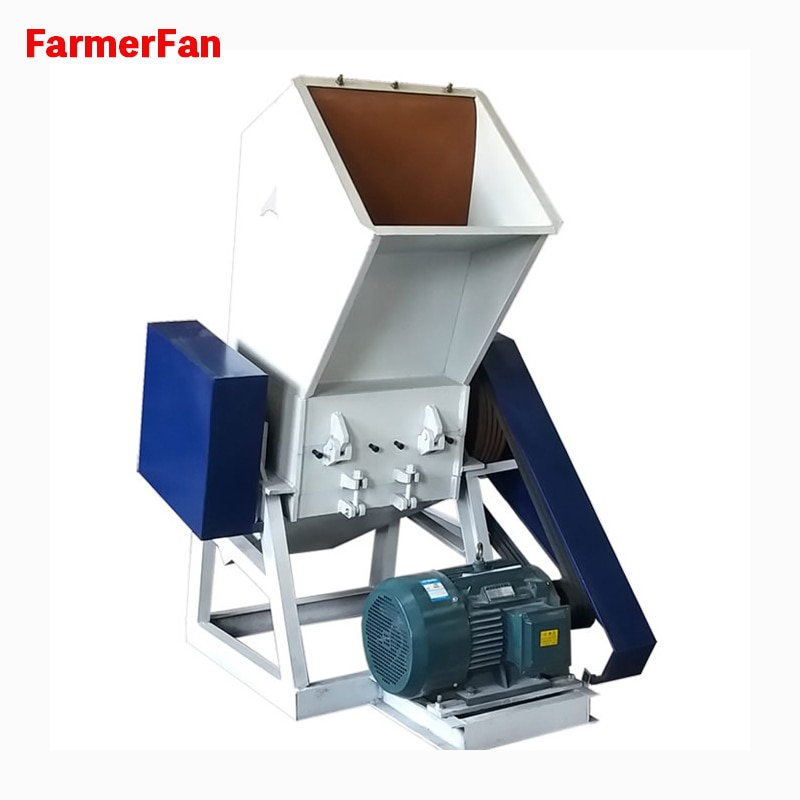 11KW Plastic Crusher, Large Plastic Crusher, Powerful Multifunctional Beater, Industrial Commercial Heavy Duty Powder Feeder