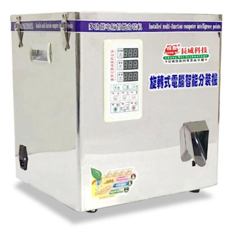 ماكينة حشو وعد آلية ، أقراص ، كبسولات ، مسامير أجزاء بلاستيكية ، أجهزة إلكترونية ، عد آلي 180 واط