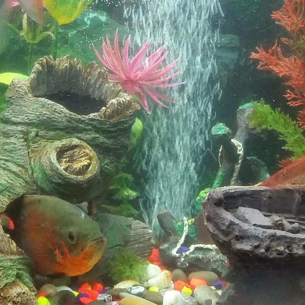 Aireador de piedra de burbuja para acuario, bomba de tanque de peces,...
