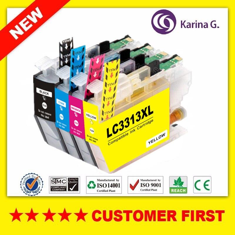 Compatible for Brother LC3313 ink Cartridge suit  DCP-J772DW MFC-J890DW MFC-J491DW  etc.