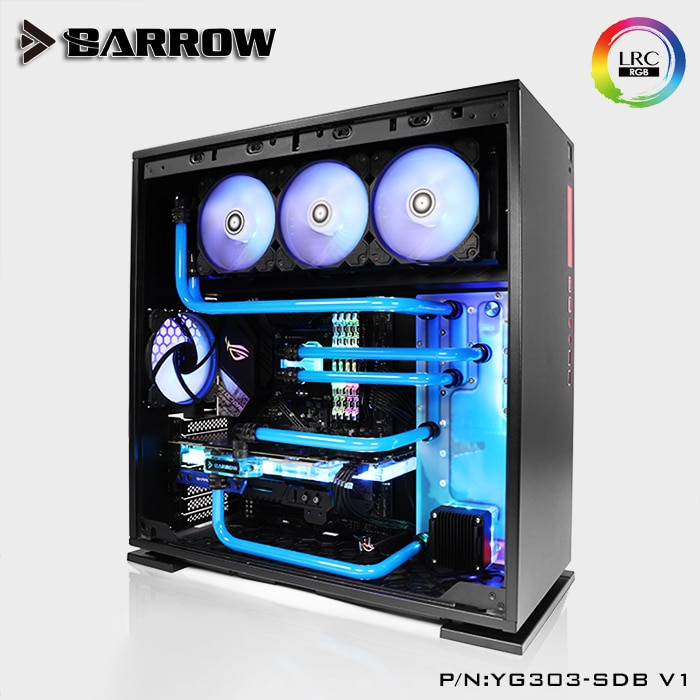 بارو YG303-SDBV1 ، لوحات الممر المائي في win 303/305 ، لبناء وحدة المعالجة المركزية إنتل كتلة المياه ومبنى وحدة معالجة الرسومات واحدة