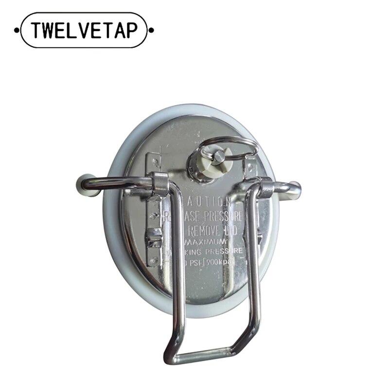 برميل غطاء الفولاذ المقاوم للصدأ برميل استبدال غطاء البيرة كورنيليوس الكرة قفل برميل غطاء إصلاح تسرب الضغط صمام تنفيس وجديد O-حلقة