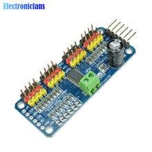 PCA9685 Fahrer Bord 16 Kanal 12-bit PWM Servo Motor Fahrer I2C Interface Schild Board Modul für Arduino Raspberry pi