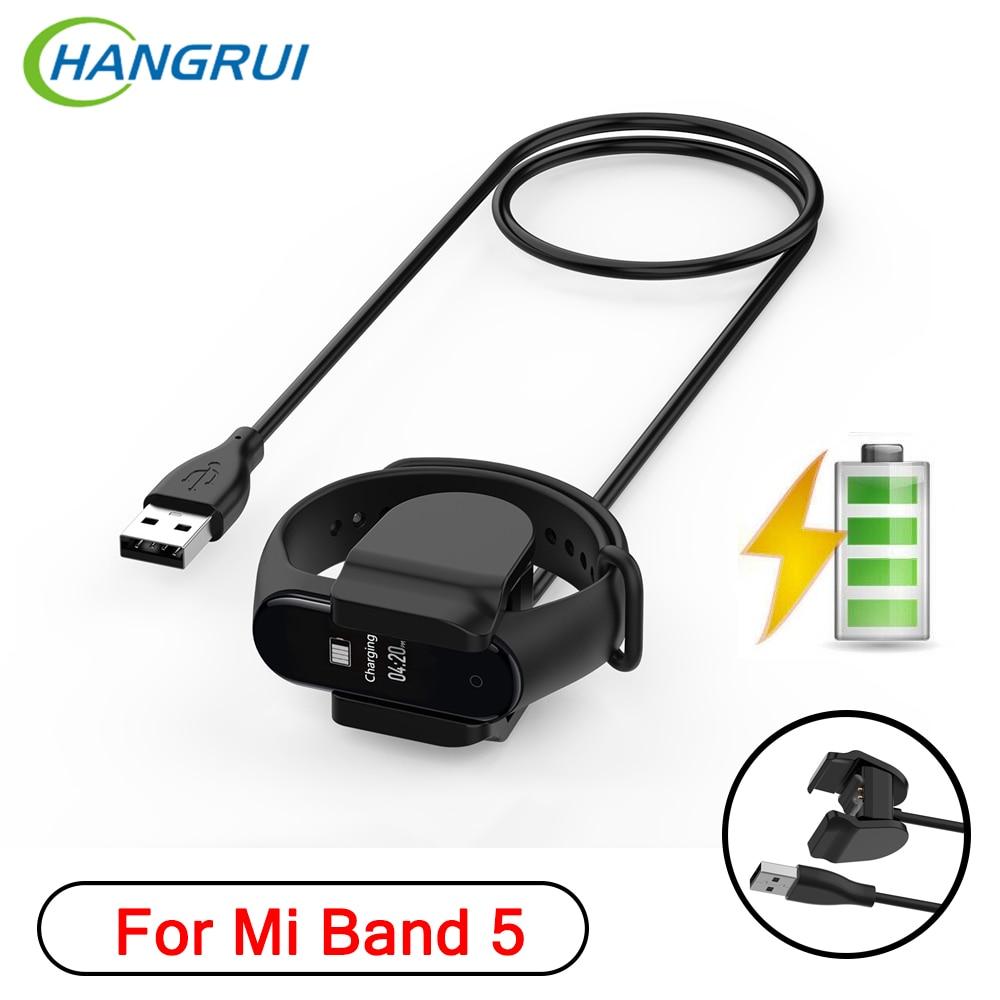 Cargador USB para Xiaomi Mi Band 5 4, Clip de carga, Cargador...