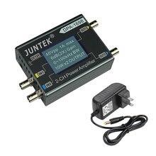 DPA-1698 haute puissance double canal DDS fonction Signal générateur amplificateur de puissance amplificateur de puissance cc 40V 0-100KHz prise ue/US