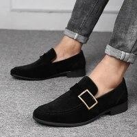 italian dress men shoes big size 47 48 loafers men formal business shoes for men formal oxford classic shoes men office dress
