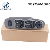 car glass electric window lift switch 93570 25020 for hyundai accent