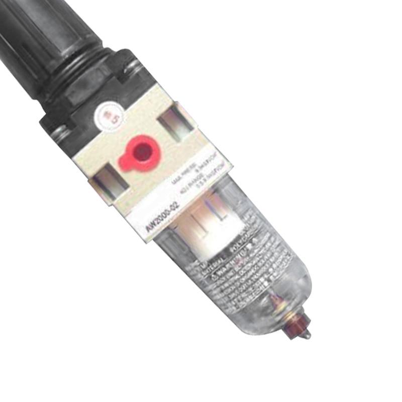 Válvula de liberação de compressão regulador de filtro de ar pneumático AW2000-02 ajustável