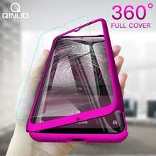 360 Полный чехол для телефона Xiaomi Redmi Note 8 Pro 8T 7 6 8 A 5 5A 4A 4X 4 Pro Plus GO S2 3S K20 Pro Жесткий ПК противоударный чехол
