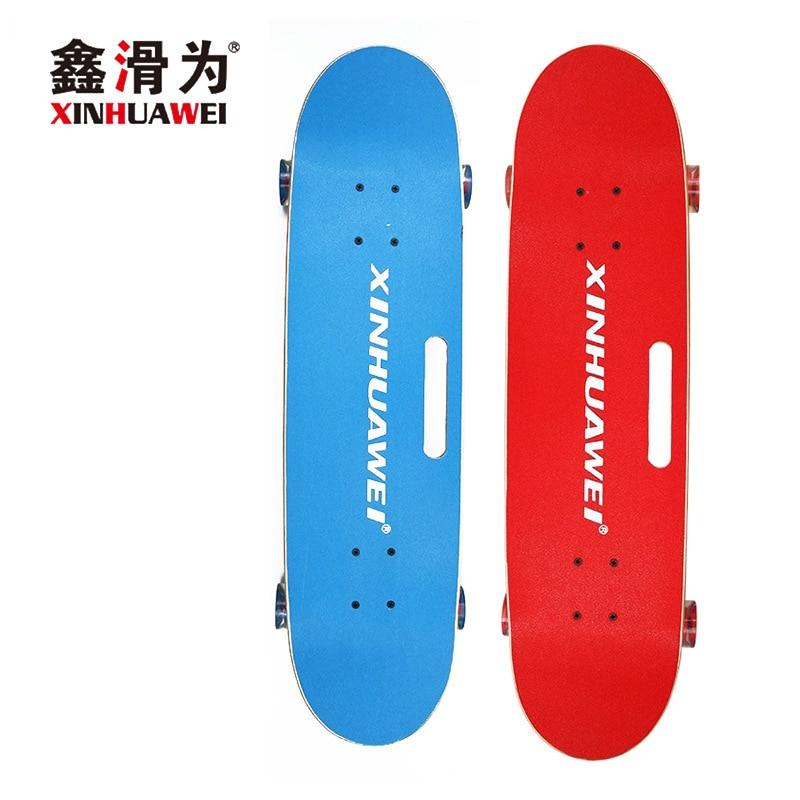 Professional Maple Skateboard Fashion Off Road Land Surfboard Skateboard Longboard Street Rullebrett Entertainment BY50HB