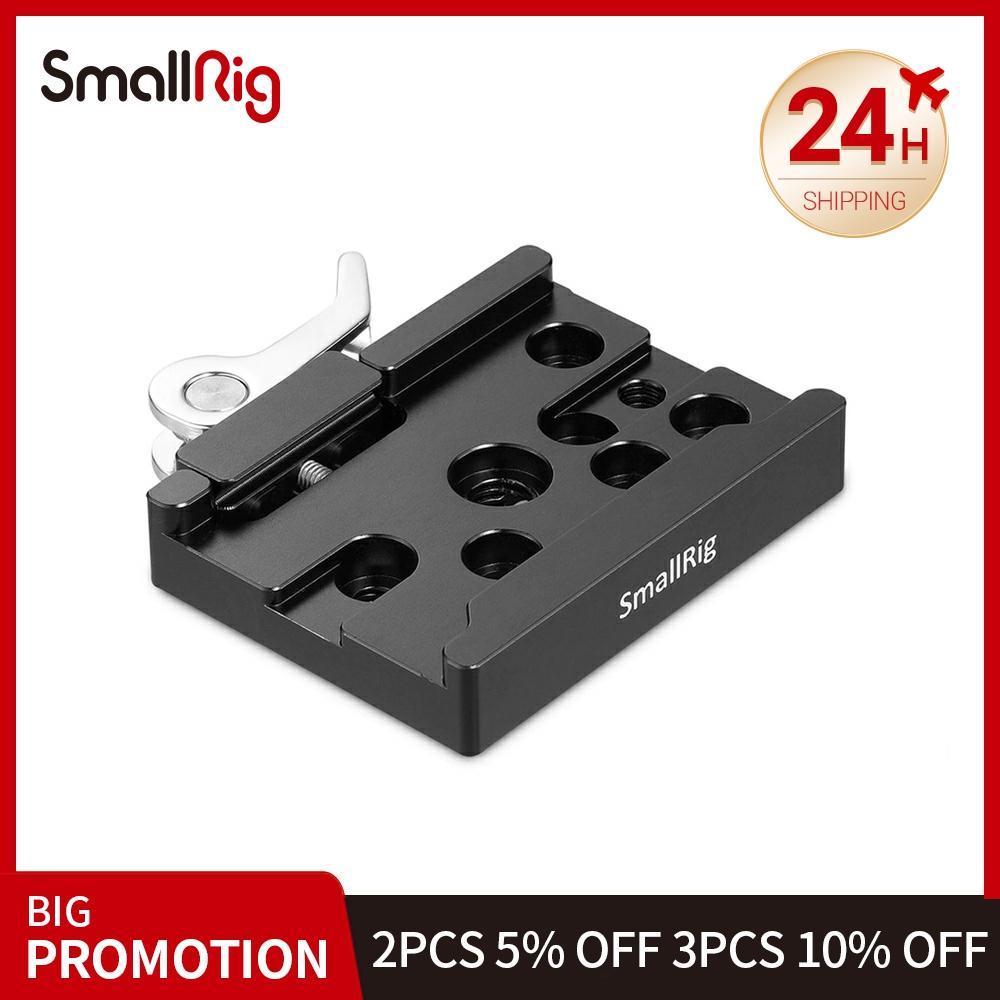 كاميرا صغيرة الحجم سريعة الإصدار المشبك (متوافق مع نوع Arca) للوحة صغيرة A7III L 2122 / GH5 L قوس 2179 إرفاق 2143