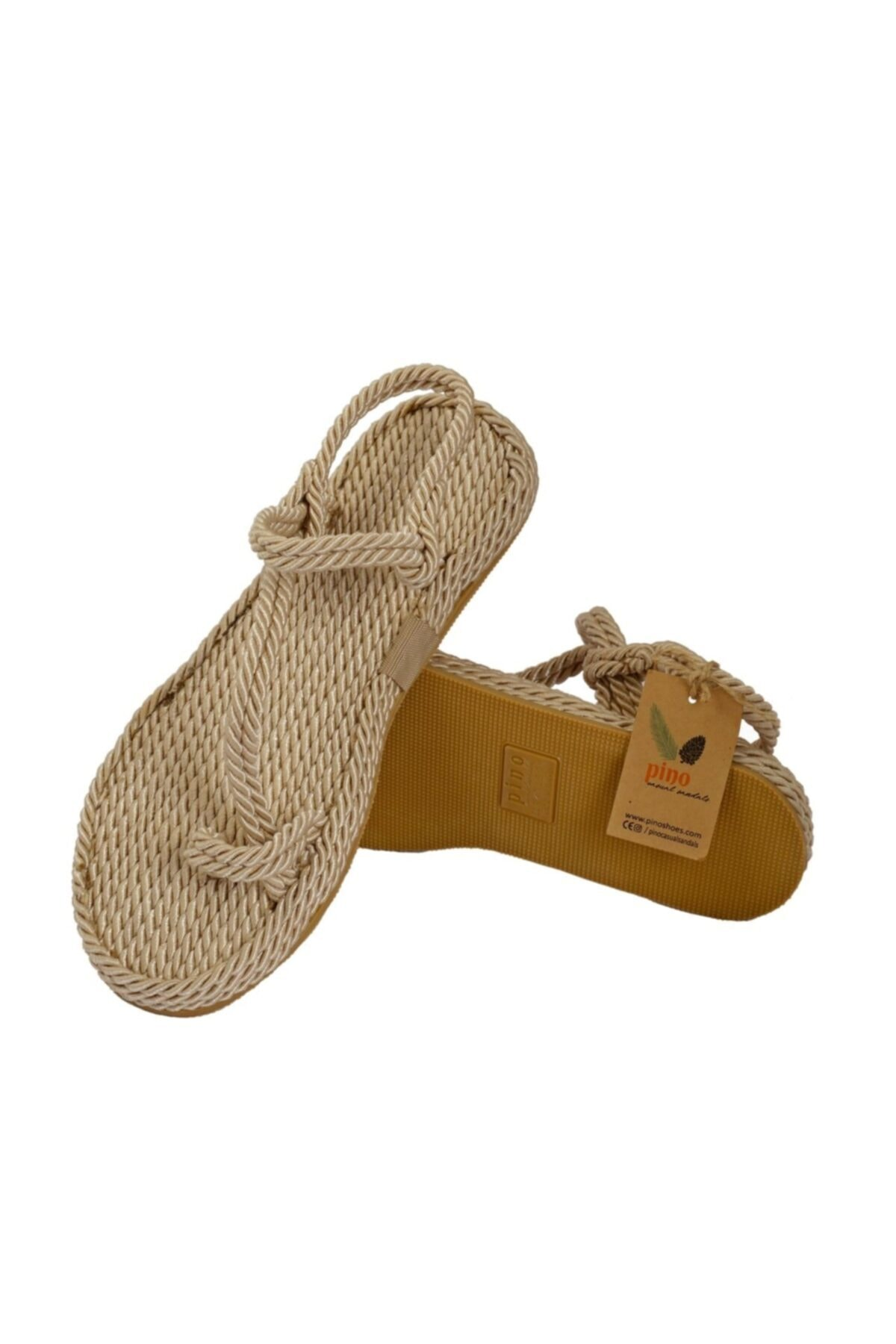 Miteka mink Casual Shoes Hera Rope Sandals new fashion men women universal summer colorful product sea sun beach Flat Sandals