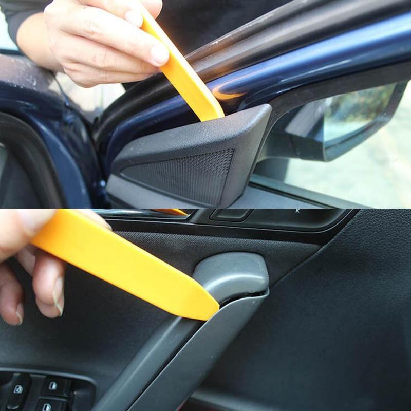 4tk kaasaskantav autoraadio, ukseklambripaneel, kriipsheli eemaldaja - Tööriistakomplektid - Foto 6