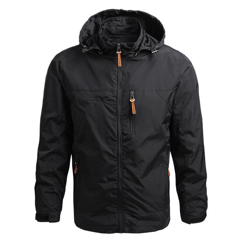Мужские куртки для весны и осени, мужские трендовые куртки для альпинизма, уличные спортивные пальто для мужчин, высокое качество